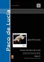 Siroco (Libro) Paco de Lucía