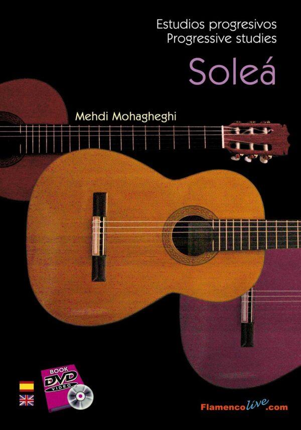 Estudios progresivos para Guitarra Flamenca. Soleá