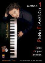 Método de Piano Flamenco -Carlos Torijano