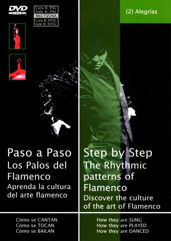 Alegrias - Paso a Paso los palos del Flamenco - Vol 2 - Adrian Galia