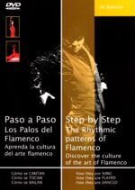 Bulerías- Paso a Paso los palos del Flamenco - Vol 4 - Adrián Galia