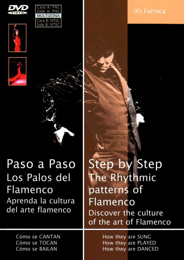 Vol 6- Farruca - Paso a Paso los palos del Flamenco - Adrián Galia