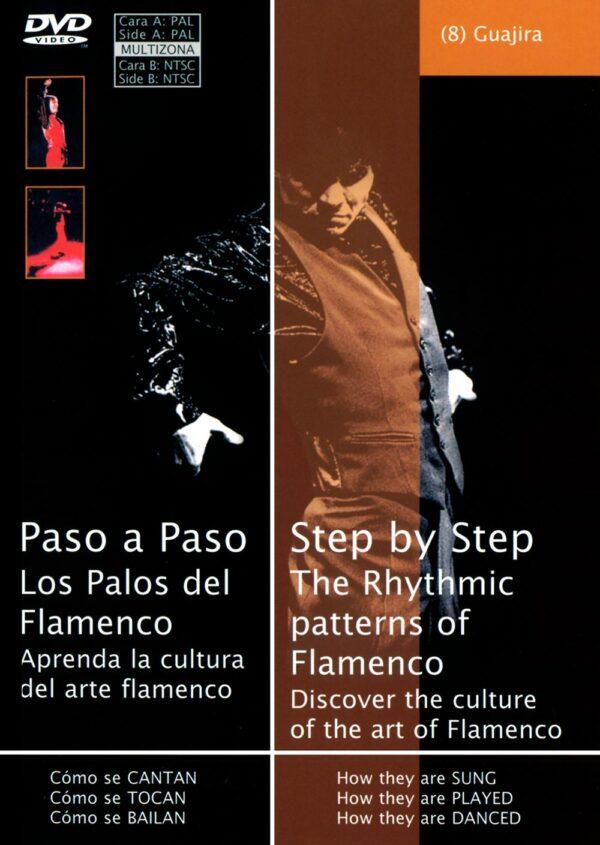 Vol 8- Guajira- Paso a Paso los palos del Flamenco - Adrián Galia