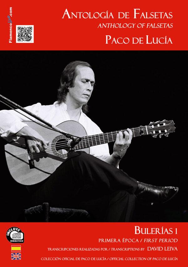 Antología de Falsetas de Paco de Lucía - Bulerías (Primera Época) - Paco de Lucia