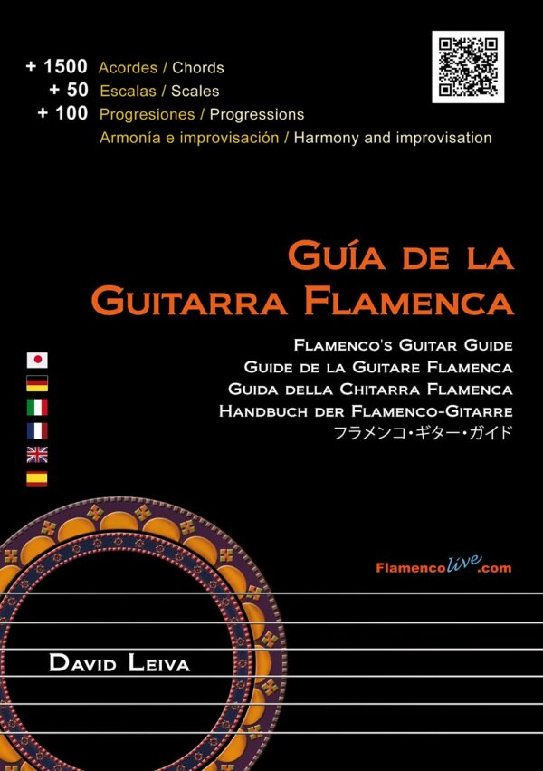 Guía de la Guitarra Flamenca - David Leiva