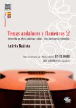 Temas Andaluces y Flamencos Vol 2 - Andrés Batista