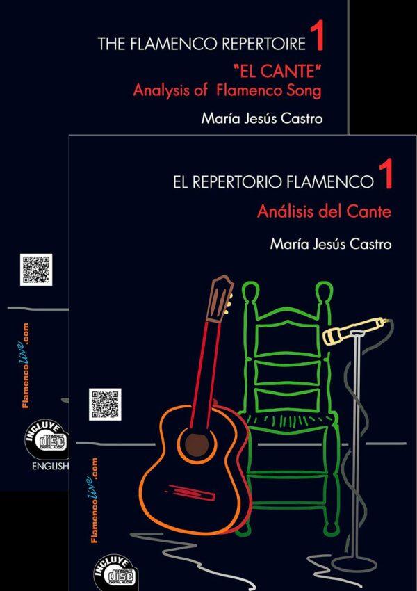 Repertorio Flamenco - Análisis del Cante - María Jesús Castro