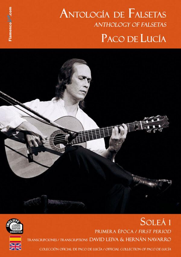 Soleá (Primera Época) - Antología de Falsetas de Paco de Lucía